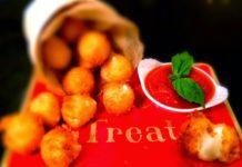 recette beignet de mozzarella cacher