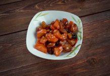 Tzimmes de carottes