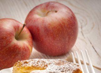 moelleux aux pommes