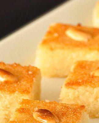 gâteau Harrissa
