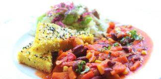 polenta aux légumes